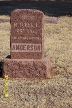 Mitchel Henry Anderson