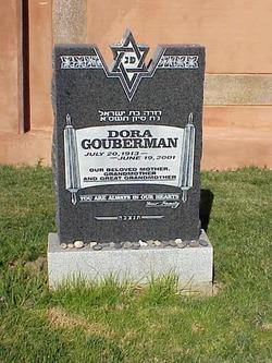 Dora G. Gouberman