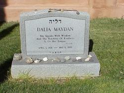 Dalia <i>Paritzky</i> Maydan