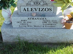 Athanasia Alevizos