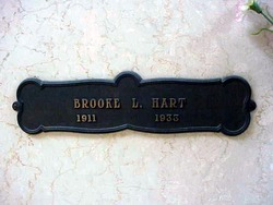 Brooke Leopold Hart