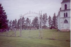 West Delavan Lutheran Cemetery
