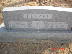 Elsie Pauline <i>Shafer</i> Feezel