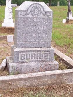 Colbert Ashalatubby Burris