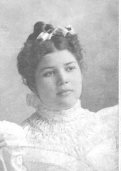 Elizabeth Albertina <i>Weiss</i> Bruns