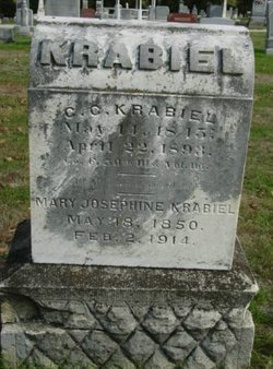Mary Josephine <i>Hildebrand</i> Krabiel