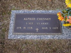 Alfred Chesney