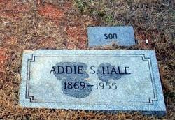 Addie S <i>Merrell</i> Hale