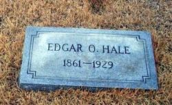 Edgar O Hale