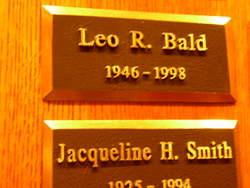 Leo R. Bald