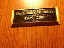 Dr Hobart M. Banks, Jr