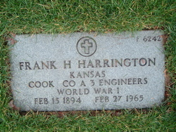Frank H Harrington