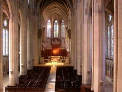 Grace Cathedral Columbarium