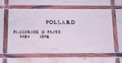 Frederick Douglass Pollard