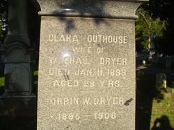 Clara A. <i>Outhouse</i> Dryer