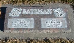 Howard Allen Bateman