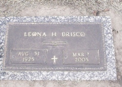 Leona H <i>Cape</i> Brisco