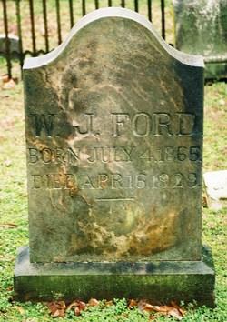 William Johnson Ford, II