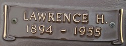 Lawrence Harvey Almond