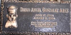 Diego Angel <i>Gonzalez</i> Arce