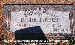 Luther DePriest
