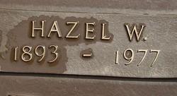 Hazel Elve <i>Wise</i> Almond