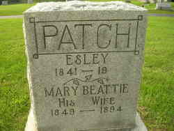 Pvt Esley Patch