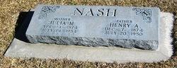 Julia Mariah <i>Green</i> Nash