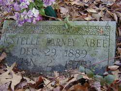 Estelle <i>Earney</i> Abee