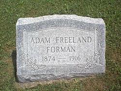 Adam Freeland Forman