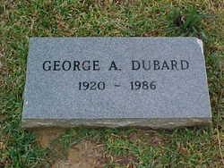 George Arthur Dubard