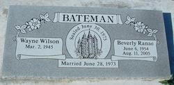 Beverly Renae Bateman