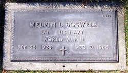 Melvin Leroy Boswell