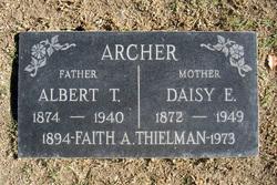 Albert T. Archer