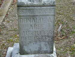 Donald A. Abee