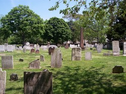 Old Congregational Burying Ground