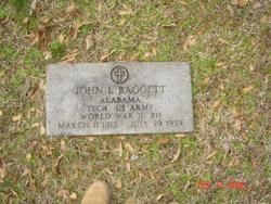 John L Baggett