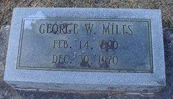 George W Mills