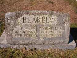 Cornelia S <i>Griffin</i> Blakely