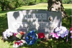 Ollie Jane Adams