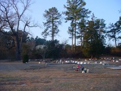 Oakridge Pentecostal Faith Church Cemetery