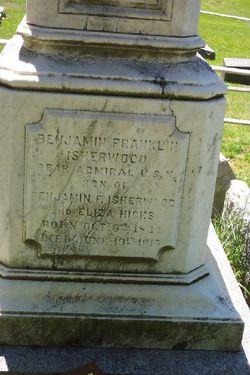 Benjamin Franklin Isherwood