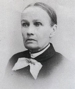 Harriet <i>Buchanan</i> Adams