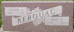 Mary Rose <i>Tourangeau</i> Kerouac
