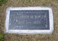 Alexander Moores Butler