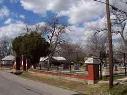 Adath Emeth Cemetery