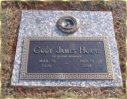Cody James Horne