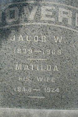Jacob W Over