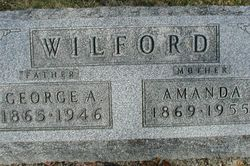Amanda D Mandy <i>Over</i> Wilford