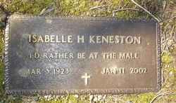 Isabelle H. Keneston